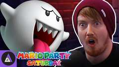 Mario Party Saturday - Boo's a D*ck - Mario Party 9