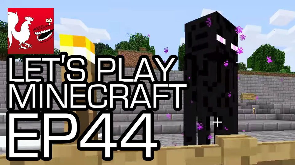 Minecraft Episode 44 - Ender Pearl Race