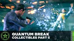 Quantum Break – All Collectibles Guide: Act 5