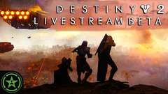 Destiny 2 with Alfredo: AH Live Stream