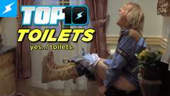 Top 10 Toilets in Gaming