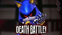 Metal Sonic overdrives into DEATH BATTLE!
