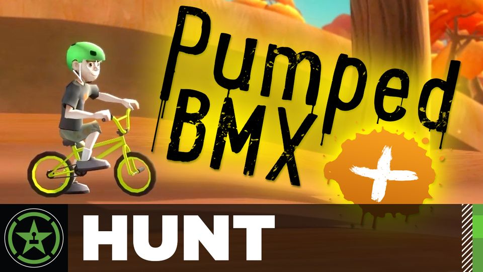 Pumped: BMX HUNT - Geoff vs. Jack