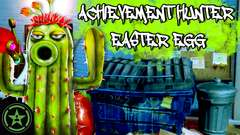 Plants Vs Zombies Garden Warfare 2 – Achievement Hunter Easter Egg