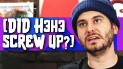 H3H3 SCREWED UP? - Dude Soup Podcast #116