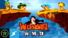 Worms WMD Stream Part 1