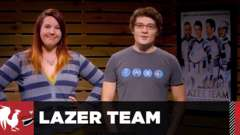 Get Tickets To See Lazer Team. Here's How!