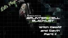 Splinter Cell Blacklist Co-op Part 2