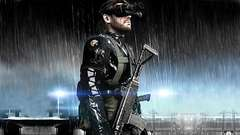 MGS 5 Ground Zeroes