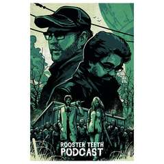 RT Podcast Poster