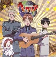 The Axis Powers (Hetalia)