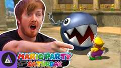 Mario Party Saturday - DUEL TO THE DEATH - Mario Party 18