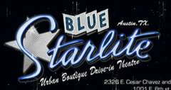 Blue Starlite Drive In