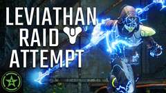 Destiny 2: Leviathan Raid - The First Attempt