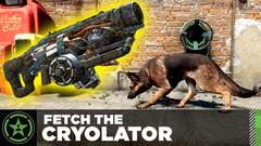 Fallout 4 - Fetch the Cryolator