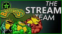 Battletoads Gameplay - The Stream Team (Twitch Highlights)