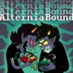 AlterniaBound, by Homestuck