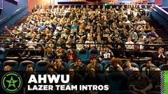Lazer Team Screening Intros For AHWU 304