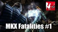 Mortal Kombat X - Fatalities Part 1