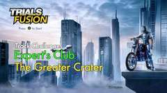 Trials Fusion - Expert's Club - The Greater Crater