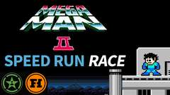 Megaman 2 SPEED RUN RACE - Let's Play