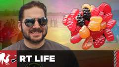 Achievement Hunter Fruit Snack Challenge
