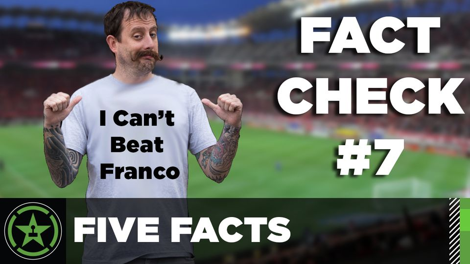 Five Facts - Fact Check #7