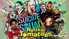 Suicide Squad on Rotten Tomatoes