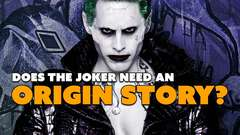 The Joker Gets an ORIGIN STORY Movie! WHY?