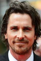 Christian Bale Freaks Out