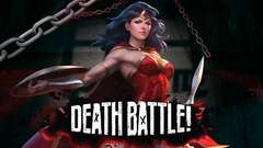 Wonder Woman is Primed for DEATH BATTLE