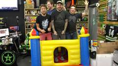 Between the Games - The Bounce Castle