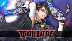 Bayonetta is Summoned to DEATH BATTLE!