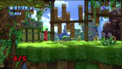Sonic Generations - Red Ring Collector - Green Hill Zone