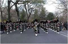 scottish power pipe band