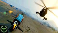 GTA V - Chopper vs. Chopper