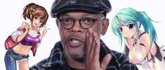 Samuel L. Jackson Loves Anime and Hentai