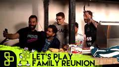 Let's Play Reunion - Cooking with Greg and Geoff