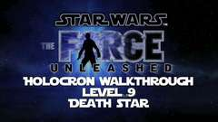 "Holocron Walkthrough Level 9 ""Death Star"""