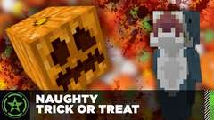 Minecraft - Naughty Trick or Treat