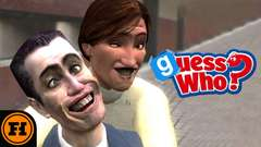 Let's Play - Gmod Guess Who Starring Funhaus