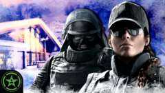 Rainbow 6 Siege: Snow More Terrorists