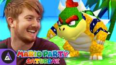 Mario Party Saturday - There Will Be Blood (Mario Party 1)
