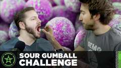 Jeremy's Gumball Challenge
