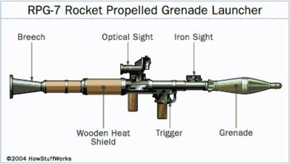 various rocket propellants and their characteristics