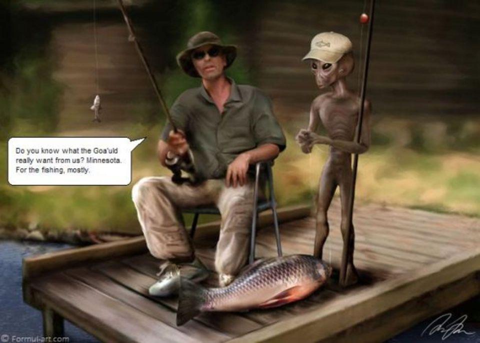 смешные фото рыболовов