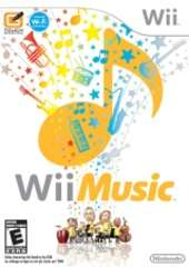 Wii Music Announced