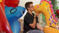 My Strange Addiction - Inflatable Animals