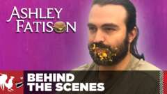 Ashley Fatison - Behind the Scenes