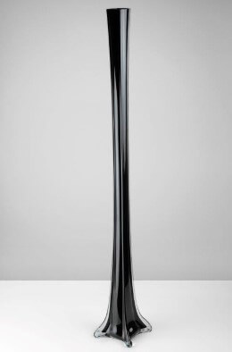 Eiffel Tower Vase 31.25in Black